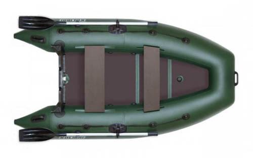 мотор под лодку колибри 330