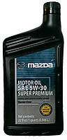 Моторное масло синтетика Mazda 5w30 USA 1л