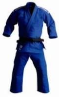 Кимоно для дзюдо синее. Matsa