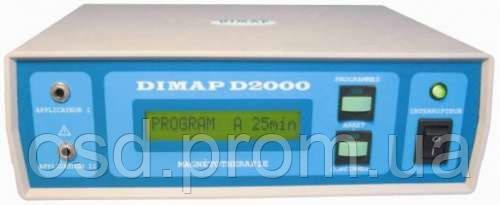 DIMAP D2000 аппарат для импульсной магнитотерапии двухканальный (МГ)
