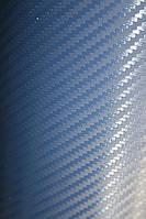Виниловая плёнка под карбон синяя РАСПРОДАЖА !!!