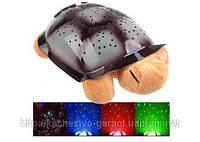 Музыкальный проектор звездного неба ночник-светильник Черепаха