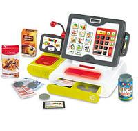 Детская электронная касса с сенсорным экраном Smoby 24265