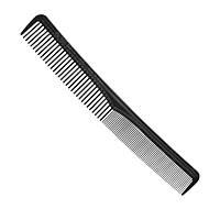 Гребень для мужской стрижки узкий ( комбинированный)  EUROSTIL 00115