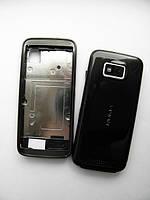 Корпус Nokia 5530 чёрный c клавиатурой class AAA