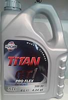 Titan gt1 pro flex 5w30 4 л