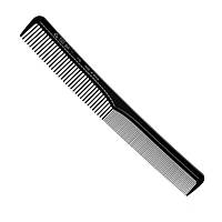 Гребень для мужской стрижки длинный ( комбинированный) EUROSTIL 00116