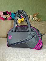 Сумка женская спортивная Adidas, модель МВ-3 Распродажа!!!! Одесса