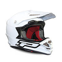 Мотошлем ProGrip 3090/13 белый, L
