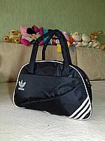 Сумка женская спортивная Adidas, модель МВ-3. Отправка в любой город.