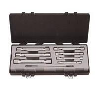 Набор трубчатых ключей с воротком 8 пр. (6-19 мм) FORCE 50817