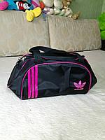 Сумка женская спортивная Adidas, модель М-530 Распродажа!!!! Ассортимент цветов. отправка в любой город.