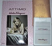 Женский мини-парфюм в чехле S.Ferragamo Attimo 20 мл