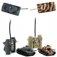 Танки 529 на радиоуправлении, танковый бой 2 шт
