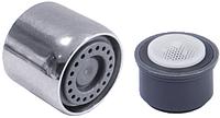 Водосберегающая насадка аэратор для смесителя поток воды спрей 3л/мин (ванная)