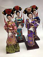 Кукла декоративная, Китаянка, Н26х8х8 см, Куклы в национальных костюмах, коллекционные подарки, Днепропетровск