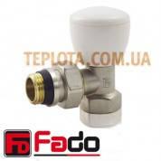 Кран радиаторный FADO угловой верхний 3*4 дюйма