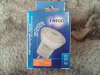 Светодиодная лампа Feron LB-270 2W MR11 G5.3 4000K
