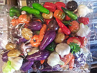 Декоративные овощи 100шт