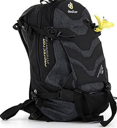 Женский туристический рюкзак на 18 л. ACT TRAIL 18 EL DEUTER, 33631 7001 черный