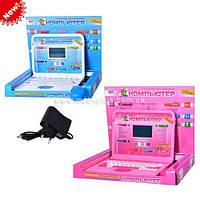 Детский Мультибук обучающий, цветной экран JoyToy 7293-94