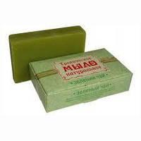 """Мыло """"Зеленый чай с жасмином"""". Натуральное, ручной работы. Крымская технология."""