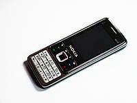 """Телефон Nokia 6300 (Q630) - 2Sim - 2"""" -FM - BT - Camera - металлический корпус"""