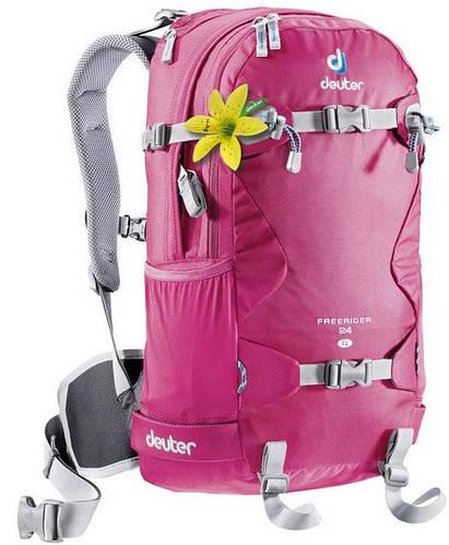 Женский компактный рюкзак на 24 л. ACT TRAIL 24 EL DEUTER, 33502 5002 розовый