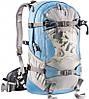 Женский удобный, треккинговый рюкзак на 24 л. ACT FREERIDER 24 SL, 33500 7030 голубой