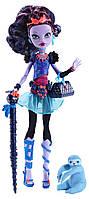 Кукла Monster High Jane Boolittle, Джейн Булитл с питомцем