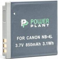 Аккумулятор Powerplant Canon NB-4L DV00DV1006
