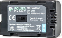 Аккумулятор Powerplant Panasonic D120, D08S DV00DV1093