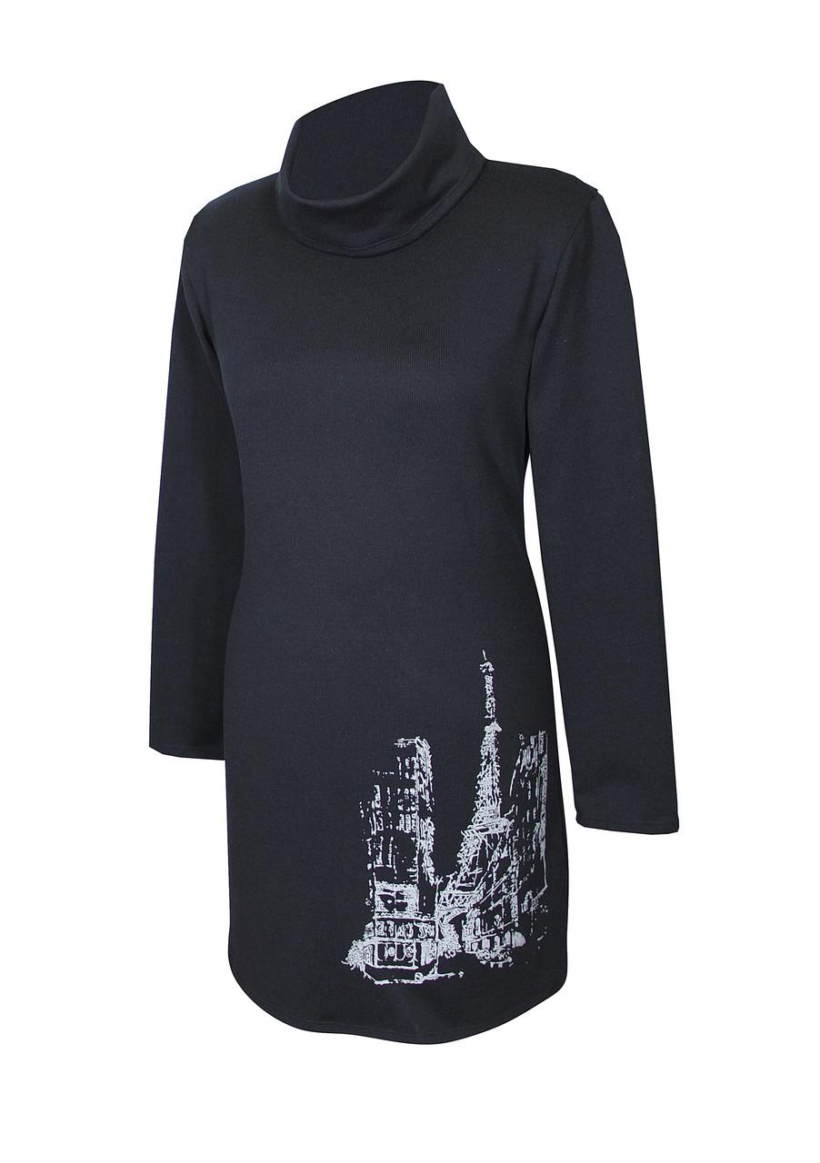 Платье Французский Трикотаж Купить