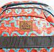 Мужской городской скейтборд-рюкзак с принтом Dakine Atlas 25L Indio 610934865479 оранжевый, фото 4