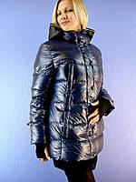 Пуховик женский SNOW OWL 945 (S-2XL). DEIFY, PEERCAT, SYMONDER, COVILY, DECENTLY