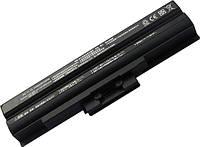 Аккумулятор для ноутбука Powerplant SONY VAIO VGN-AW53FB (VGP-BPS13A/B, VGN-AW110J) 11.1V 5200mAh NB00000072