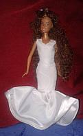 Одежда для куклы Барби, Свадебное платье №3