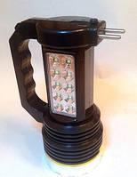 Ручной фонарь на солнечной батарее HL-1012A