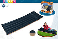 Надувной матрас Intex 68797 Camping Mats 67х184х17см