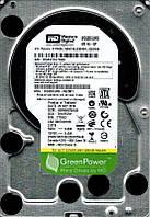 Винчестер 2TB Western Digital (WD20EURS) 7200 об/мин, 64 MB, OEM-поставка