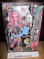 Кукла Monster High Frights, Camera, Action Viperine Gorgon Вайперин Горгон