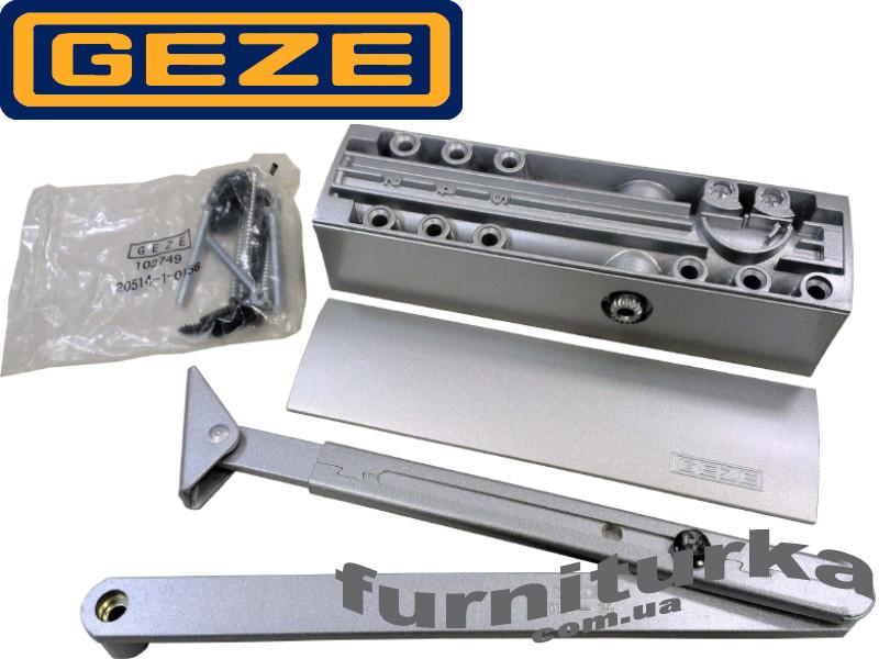 Geze ts 2000 инструкция по установке