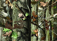 Пленка камуфляж (лес) A003