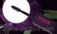 """Тушь для ресниц Panoramic eyes 5D силиконовая кисть """"Латуаж"""""""