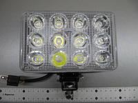 Светодиодные фары дальнего света DB-1001 -36W для грузовиков