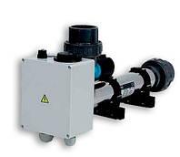 Электронагреватель EOVp 3кВт Vagner c датчиком потока в корпусе из ПВХ 220/380В