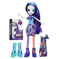 Май литл пони девочки Эквестрии Рарити(My Little Pony Equestria Girls Rainbow Rocks Rarity Doll with Fashions)