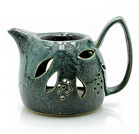 Аромалампа из керамики Чайник
