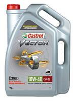 Полусинтетическое масло CASTROL VECTOR 10W40 208L