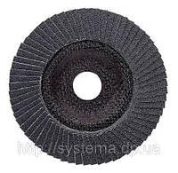 Лепестковый шлифовальный круг BOSCH Expetr for Мetal, угловое исполнение125х22.23, P60
